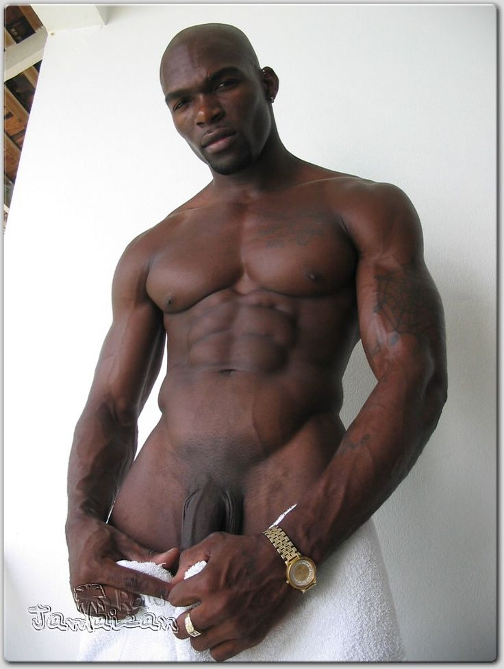 Amateur black dick man show