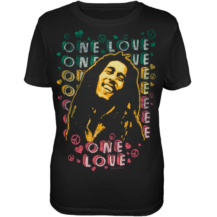 Bob Marley - One Love Peace Women's Plus Size T-Shirt
