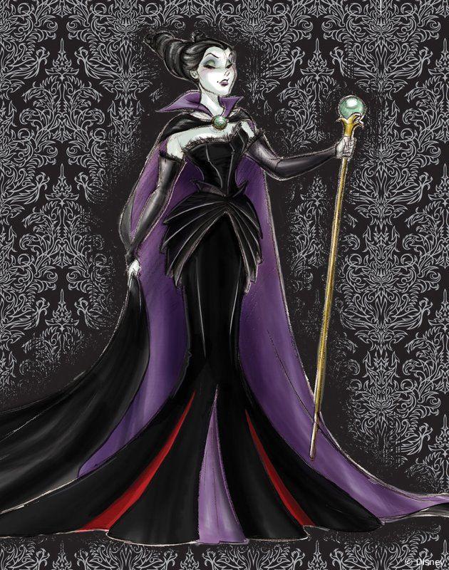 Disney Villain designer collection - Maleficent