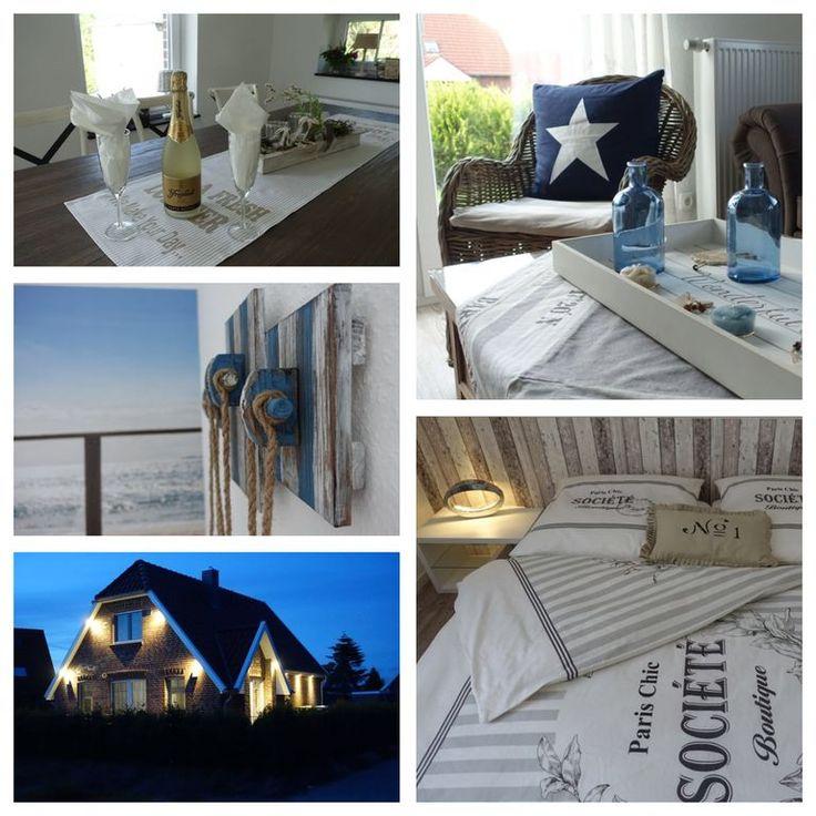 Nord-Sterne Ferienhäuser in Neßmersiel: 3 Schlafzimmer, für bis zu 6 Personen. Deichnah mit Sauna, schönem Garten, kostenloses W-LAN. | FeWo-direkt