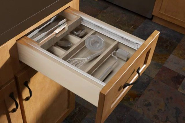 Waypoint cabinetry - organizational options to create peace and harmony in your kitchen or bath or any where you need to be a bit more organized.