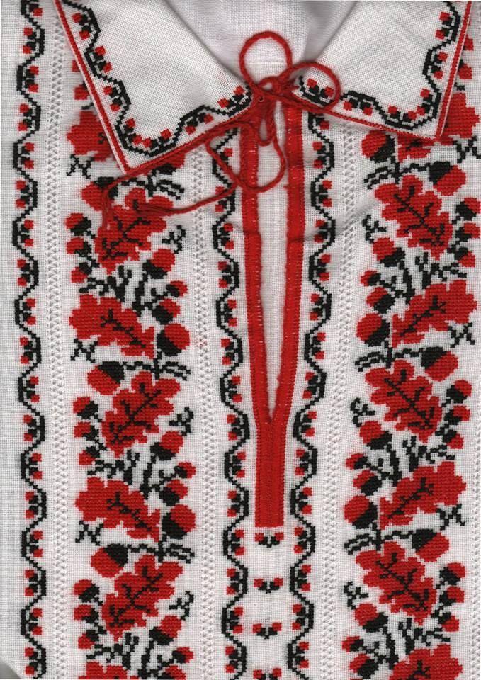 Ukraine from iryna ukrainian embroidery national