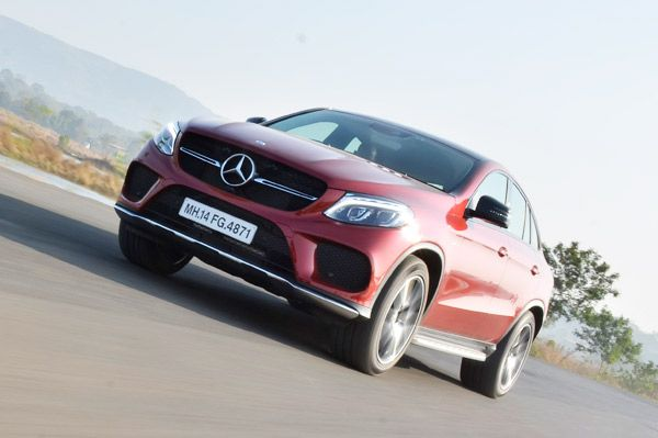 Meet the GLE Coupe, Mercedes' blatant take on the BMW X6, the car that pioneered the crossover-coupé niche. But what sets it apart?