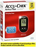 #healthyliving Roche 365702101104 Accu-Chek Aviva Diabetes Monitoring Kit  Meter System