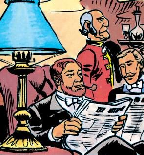 Jean-Claude Mézières - Valérian and Laureline. Special guests Blake and  Mortimer