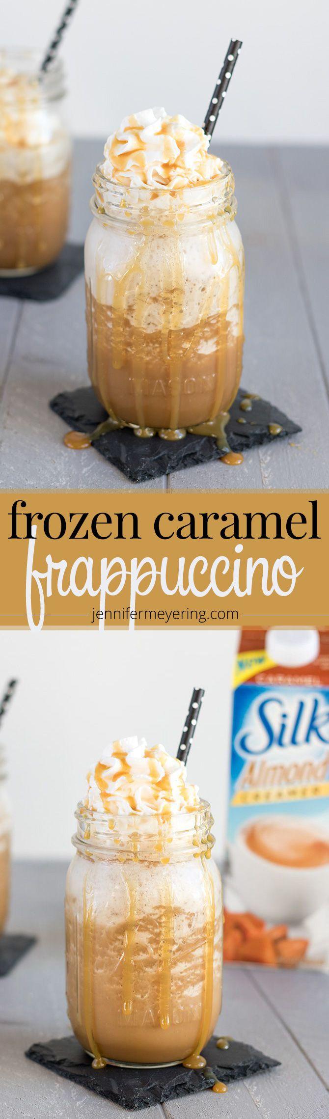 Best 25+ Caramel frappuccino ideas on Pinterest : Starbucks caramel frappuccino, Frappuccino ...