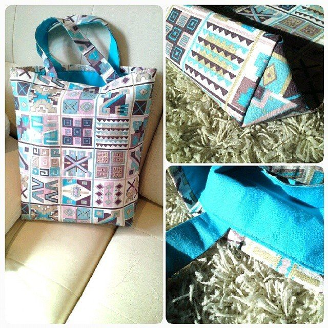 Shopping bag DIY