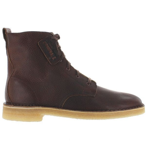 Clarks Originals Desert Mali - Bronze/Brown Leather Desert Boot