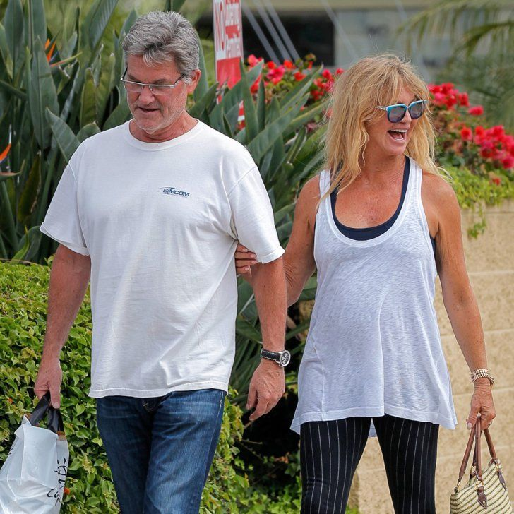 Kurt Russell and Goldie Hawn Show Us All What True Love Looks Like