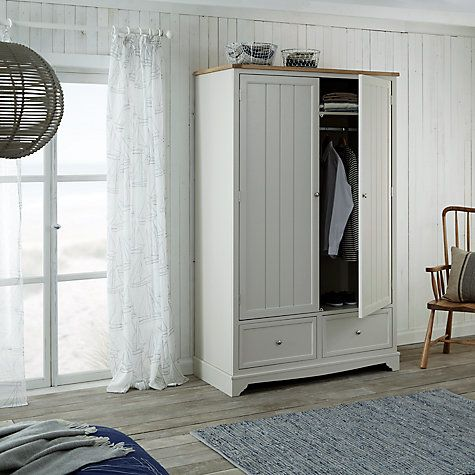 Buy John Lewis St Ives 2 Door, 2 Drawer Wardrobe Online at johnlewis.com