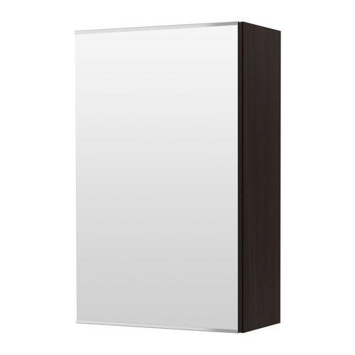 LILLÅNGEN Mirror cabinet with 1 door IKEA