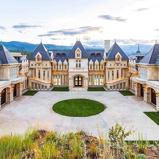 Luxury Homes On The Water: 2377 Best Mega Mansions Images On Pinterest