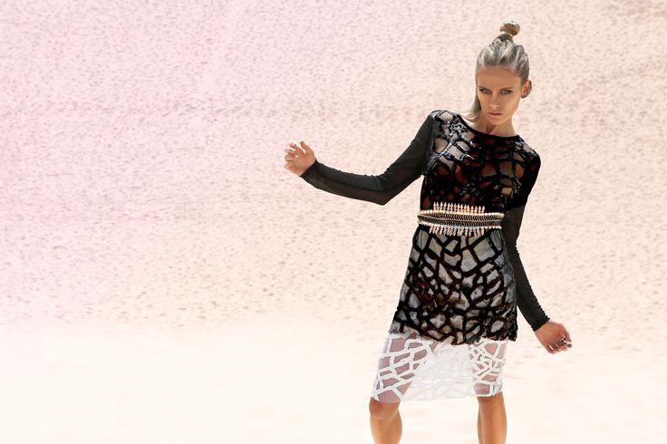 Ixiah Spring 13 - Pinnacle Dress and Cabeza Skirt