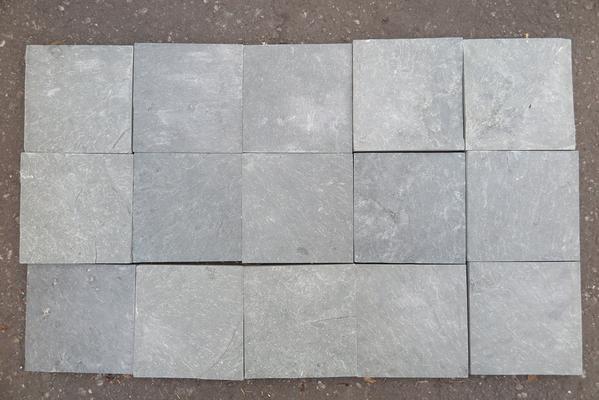 China Sea Green Slate Tile Natural