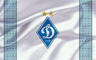 Scarica sfondi dinamo kiev, campione di ucraina, vishivanka, ucraino ornamenti, calcio, ricamo