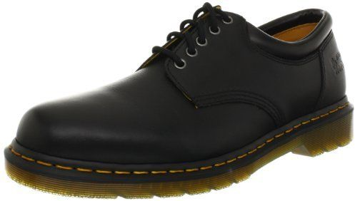 $60, Black Leather Derby Shoes: Dr. Martens 8053 Lace Up Shoe. Sold by Amazon.com. Click for more info: http://lookastic.com/men/shop_items/32335/redirect