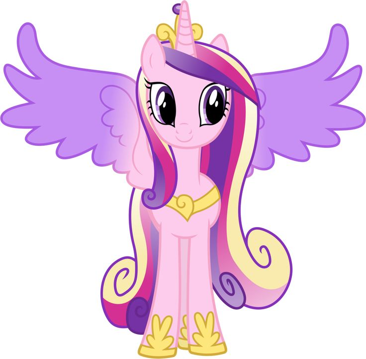 Princess cadance posing by on - My little pony cadence ...