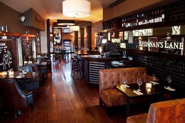 Lighting Design Projects: Brennan's Lane Restaurant, Ballina - http://news.mullanlighting.com/lighting-design-projects-brennans-lane-restaurant-ballina/