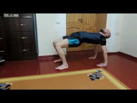 Комплекс упражнений Поля Брэгга от болей в спине