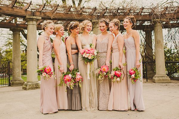 Bright Coloured Bridesmaid Dresses: 1000+ Ideas About Bright Bridesmaid Dresses On Pinterest
