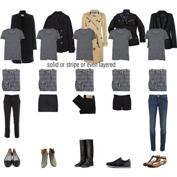 Mix and match: wear with a grey t-shirt or black and white striped shirt. trousers, skinny jeans, shorts, skirt, blazer, leather jacket, trench coat, sneakers, sandals, beige ankle boots, flats
