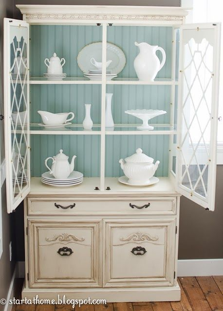 16 best images about 1 duck egg blue annie sloan chalk for Duck hutch ideas