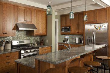 Scandinavian Villa Kitchen - traditional - Kitchen - Minneapolis - Northway Construction Services