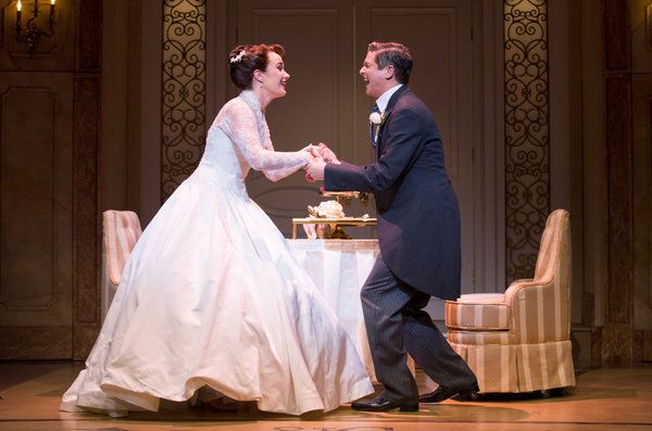 Review: 'It Shoulda Been You,' a Wedding on Broadway - The New York Times