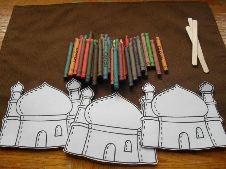 Voici une sélection de 10 activités à proposer aux enfants à l'occasion de la fête de l'Eid.
