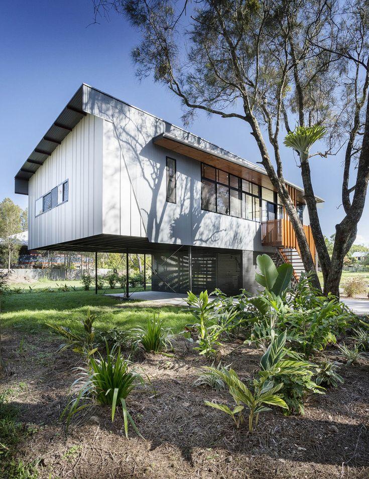 gallery of northern rivers beach house refreshdesign 7 - Beste Ausere Hausfarben