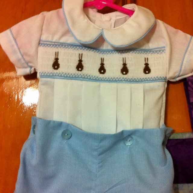 Baby boy's first Easter outfit! | My Style | Pinterest