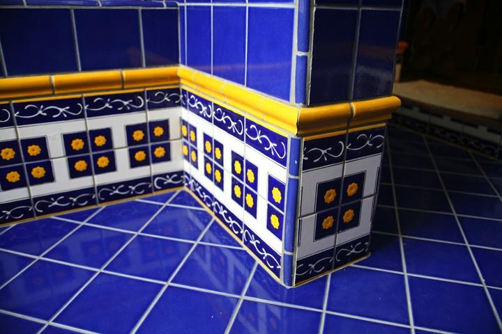 236 best images about decorating with talavera tiles on for Espejos artesanales