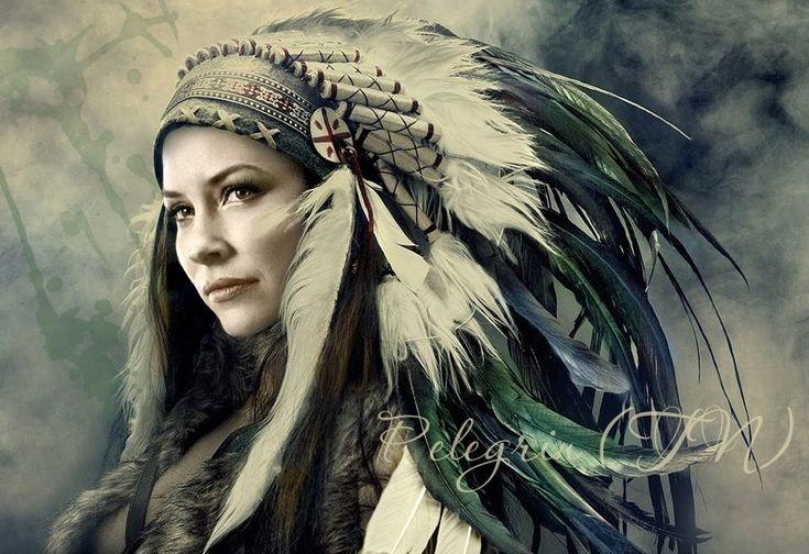Tauriel White Feather by Pelegrin-tn.deviantart.com on @DeviantArt