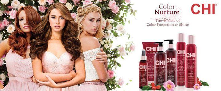 Η ολοκαίνουργια σειρά της αγαπημένης σας CHI ChiI Rose Hip Oil περιέχει ροδέλαιο βιταμίνη C και αντιοξειδωτικά που εμποδίζουν την απώλεια του χρώματος δίνοντάς τα παράλληλα λάμψη και ζωντάνια !   Ανακαλύψτε την εδώ: http://ift.tt/2kQYoqQ - facebook.com/a4b.gr