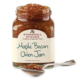 Maple Bacon Onion Jam - Clever Girl