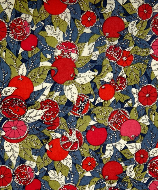 New spring/summer 2012 Liberty print inspired by 'A Clockwork Orange'