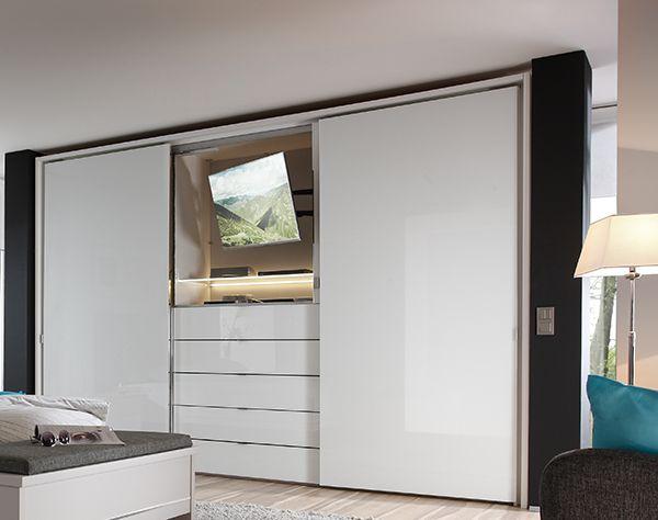 schlafzimmer fernseher fernseher verstecken begehbarer kleiderschrank schuhe wohnen oder or shoes live