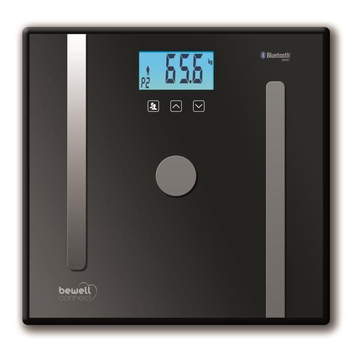 89.99 € ❤ IoT #FrenchTech - Pèse-personne connecté - #BEWELL CONNECT #MyScale An ➡ https://ad.zanox.com/ppc/?28290640C84663587&ulp=[[http://www.cdiscount.com/electromenager/massage-bien-etre/pese-personne-connecte-bewell-connect-myscale-an/f-110600402-vis3760165440949.html?refer=zanoxpb&cid=affil&cm_mmc=zanoxpb-_-userid]]