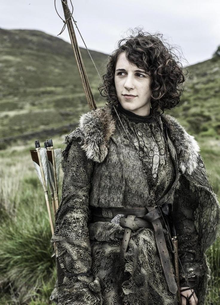 Meera Reed va apporter son aide à Bran Stark