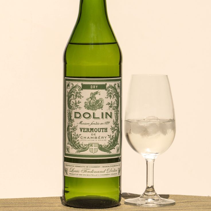 France is best known for dry white vermouth and this bone-dry version made since 1821 with local herbs in Chambéry in the French Alps (the only AOC appellation for vermouth) is elegant and smooth.