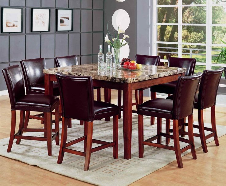 Best 25+ Square Dining Tables Ideas On Pinterest