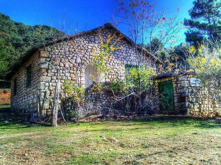 Sierra de Cazorla, Jaén.