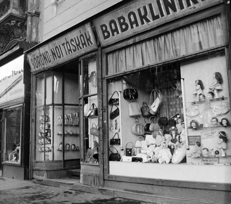 Múzeum körút 5. A kép forrását kérjük így adja meg: Fortepan / Budapest Főváros Levéltára. Levéltári jelzet: HU.BFL.XV.19.c.10