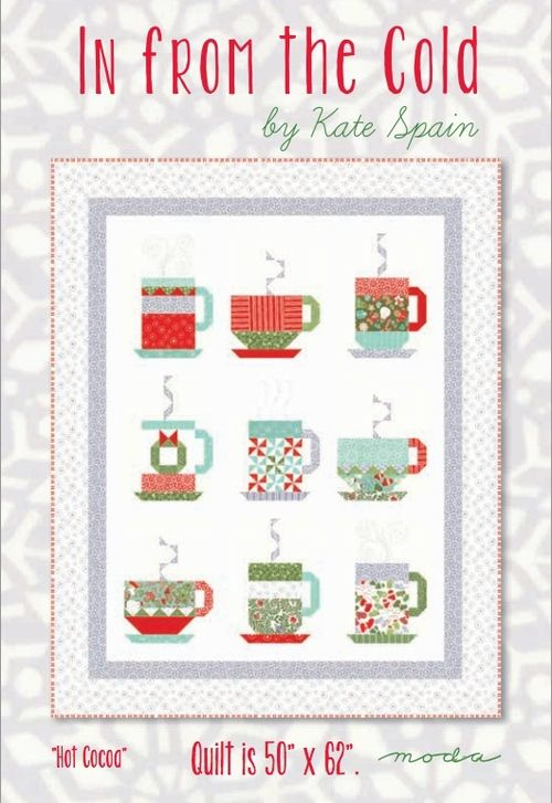 Free Quilt Pattern In From The Cold By Kate Spain Free