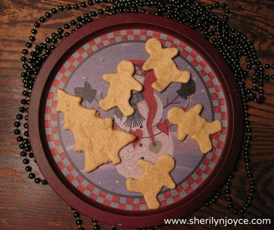 """Christmas Cut-Out Cookies Find this recipe and many more in my FREE ebook """"The Gluten Free Holiday Survival Guide"""". Download it here ---> http://sherilynjoyce.com/gluten-free-holiday-recipes/"""