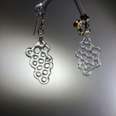 earring/pierce wave -水面 MiNaMo-
