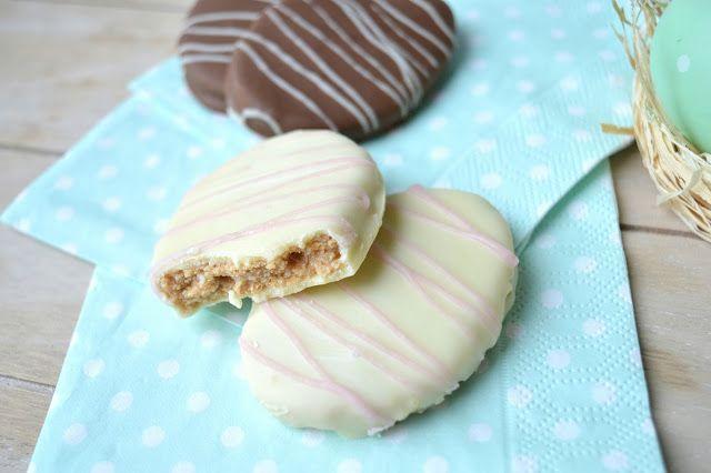 Ellouisa: Paasei-bonbons van oreo of froufrou!