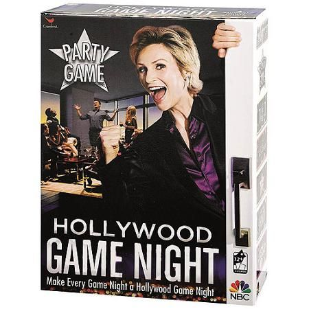 best hollywood game night games