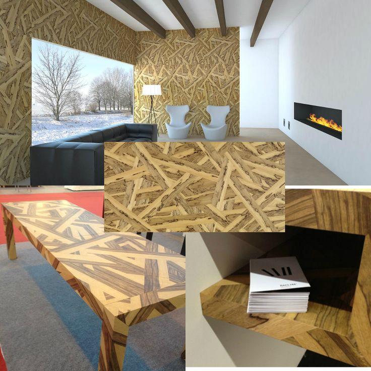 en madera de limba muebles paredes interiores techos puertas y armarios