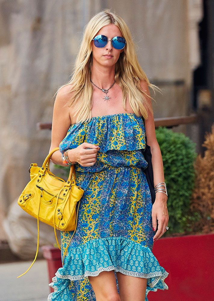 Nicky-Hilton-Balenciaga-First-Bag